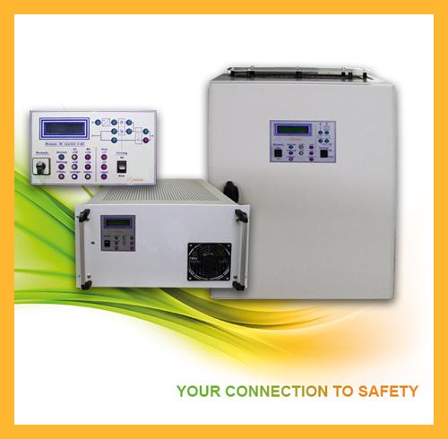 Wechselrichter der Baureihe WGLC